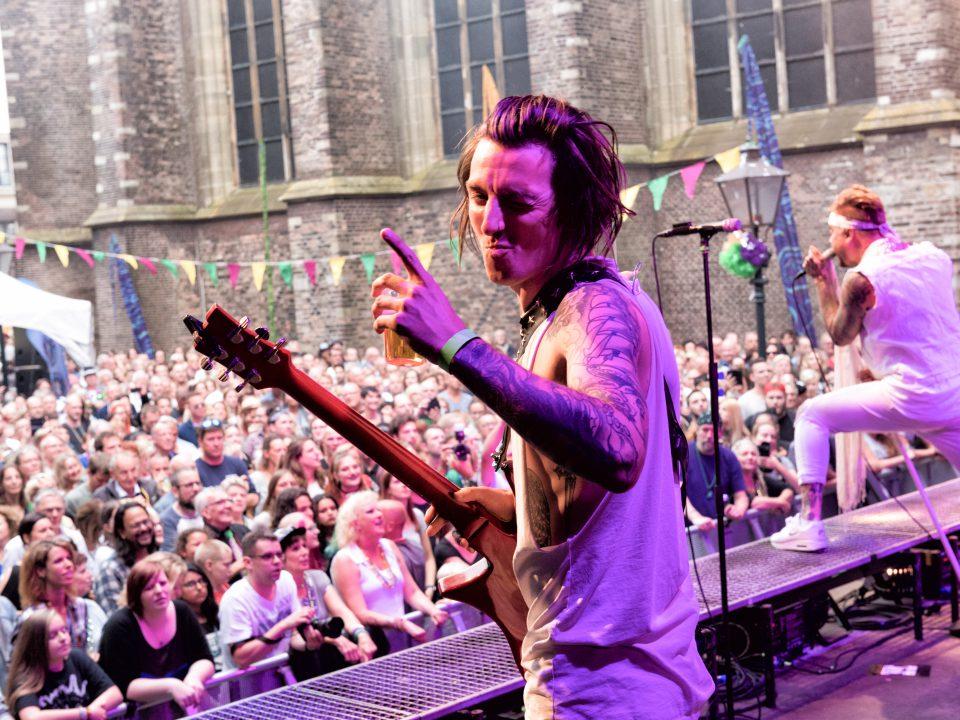 Big Rivers Festival - Dordrecht - evenementen - optreden - band - muziek
