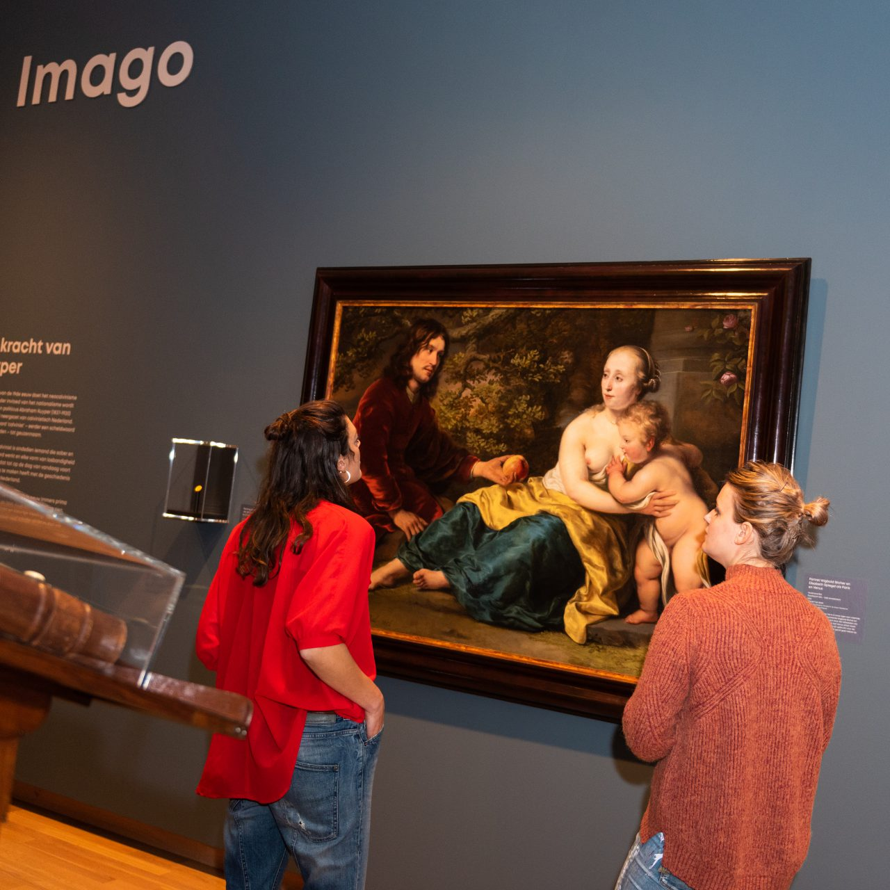 Dordrechts Museum - Dordrecht - cultuur - expositie - schilderij