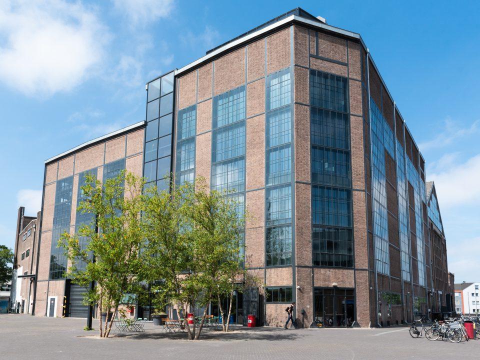 Energiehuis - Dordrecht - cultuur - Energieplein