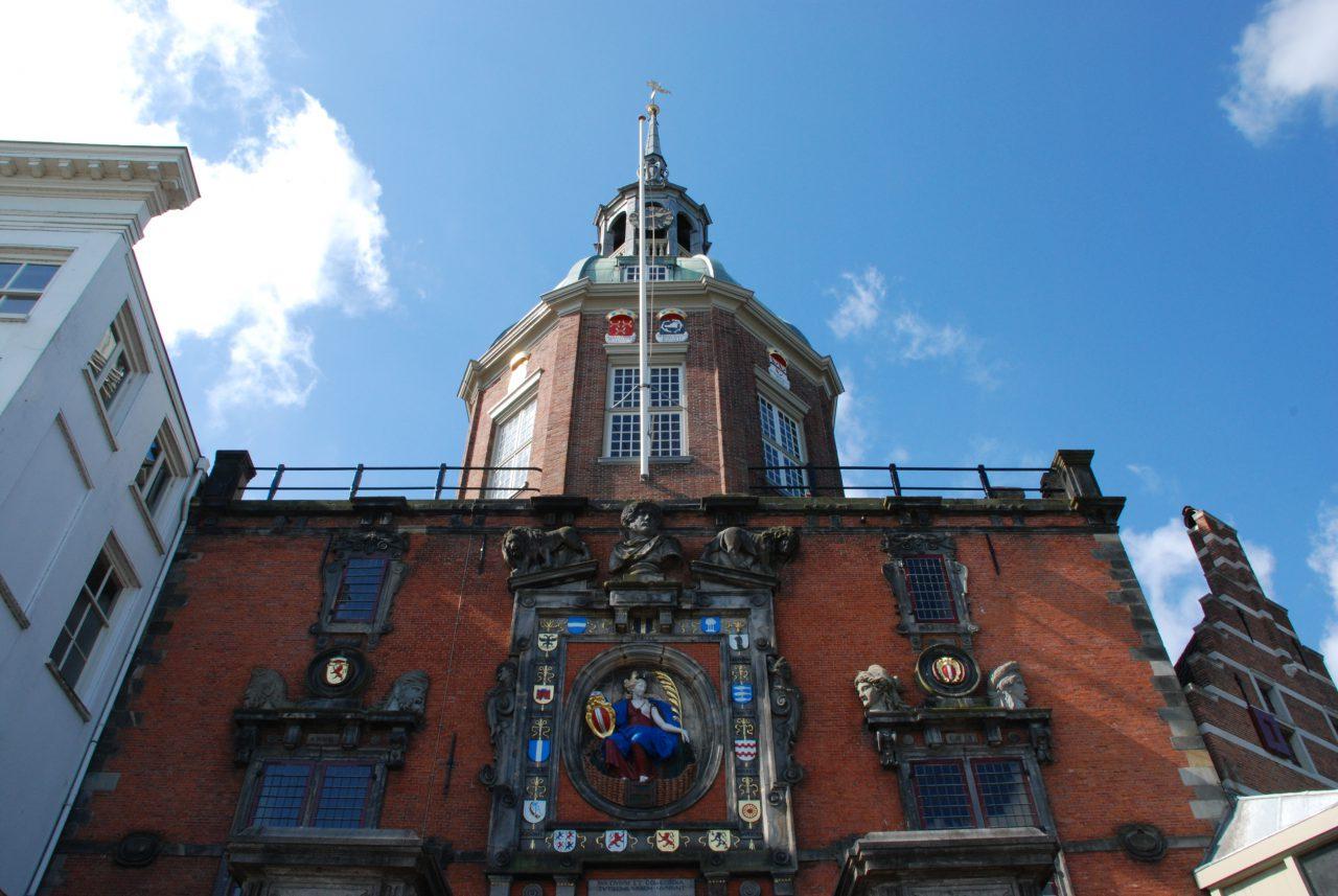 Groothoofdspoort - Dordrecht - historie - monument