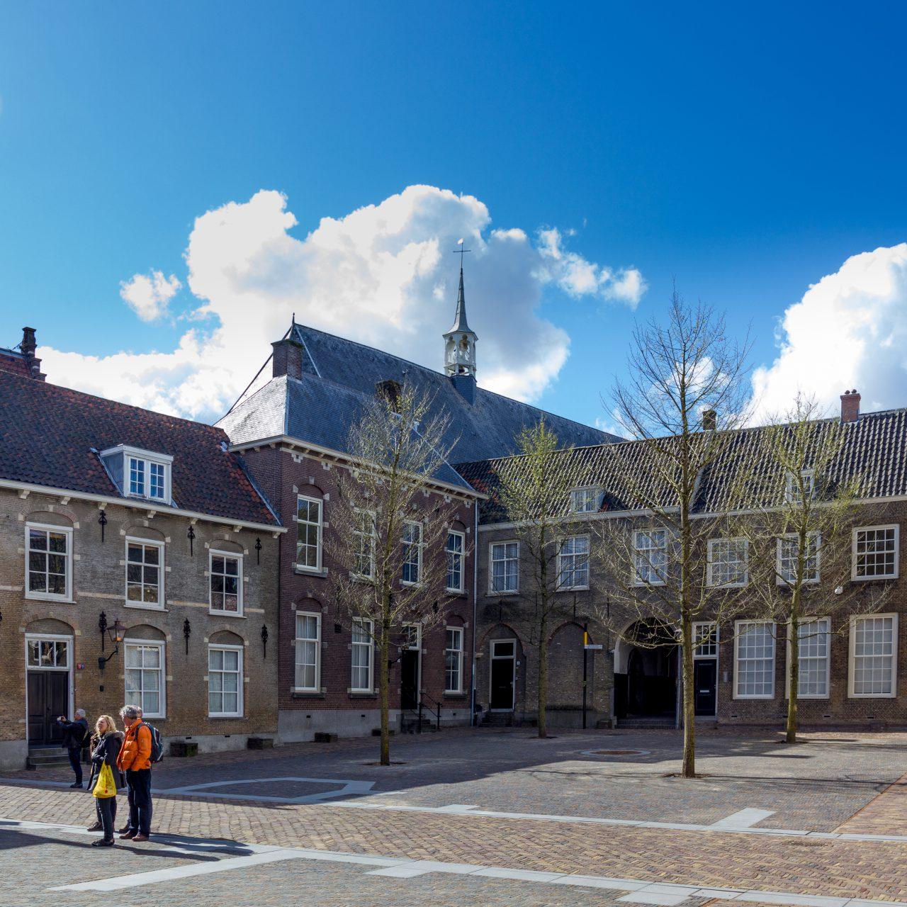 Het Hof van Nederland - Dordrecht - cultuur - museum