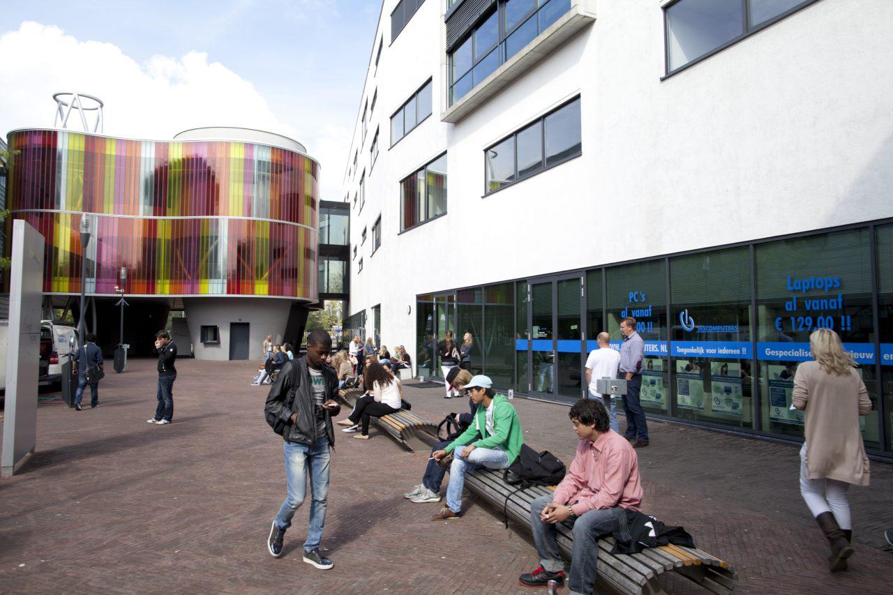 Leerpark - Dordrecht - onderwijs - studenten