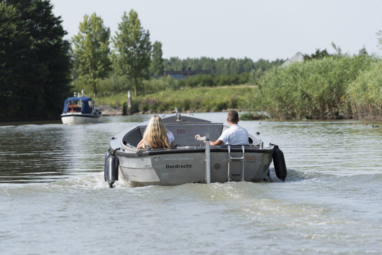 Nationaal Park de Biesbosch - Dordrecht - toerisme - boot - water