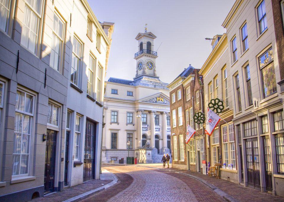 Stadhuis - Dordrecht - monument - Grotekerksbuurt