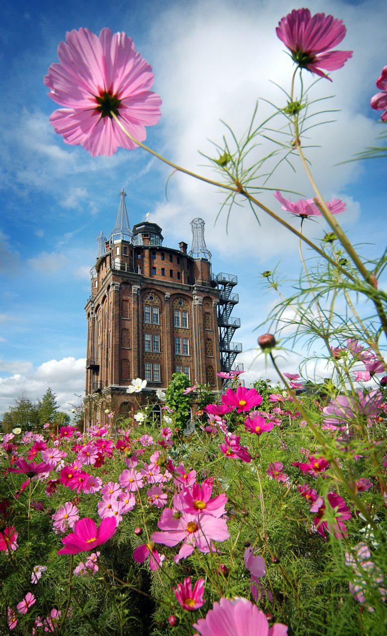 Villa Augustus - Dordrecht - monument - watertoren - hotel - tuin - restaurant