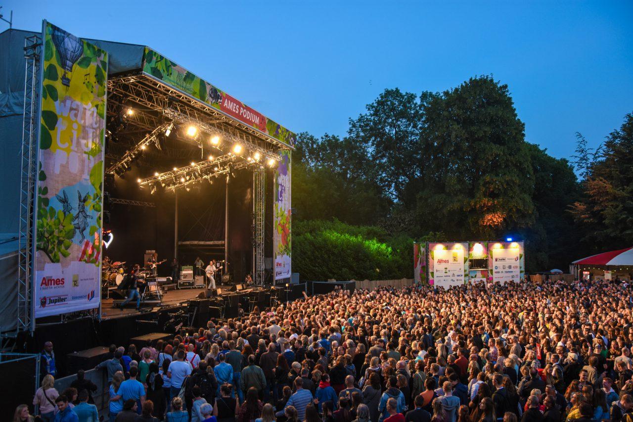 Wantijpop - Dordrecht - evenementen - Wantijpark - muziek - festival